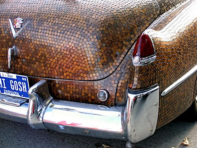 1953 Penny Cadillac Sedan DeVille