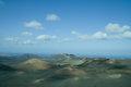 Lanzarote Timanfaya Mountains