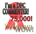 DPC Commenter75000