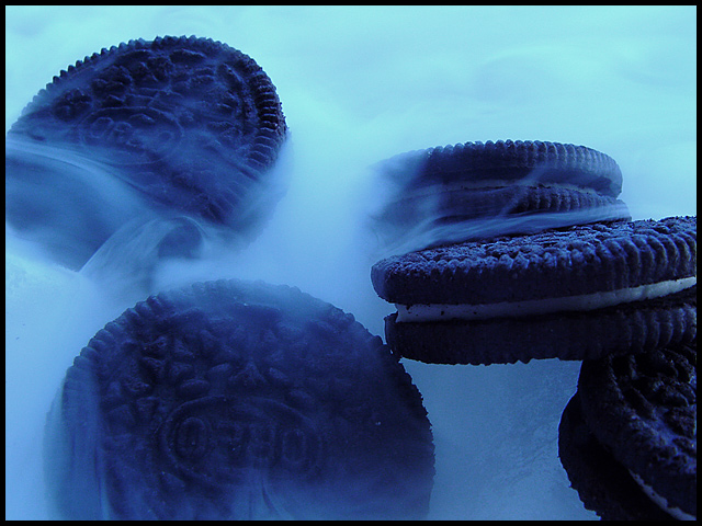 Oreos on Ice