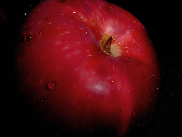 Juicy apple