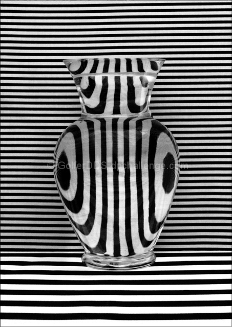 A Vase Filled With Water
