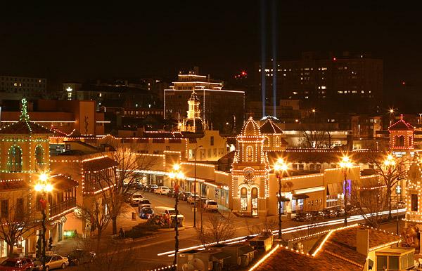 Marvelous Plaza Lights   Kansas City, Missouri