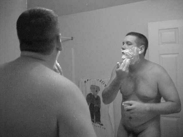 Shaving The Anus