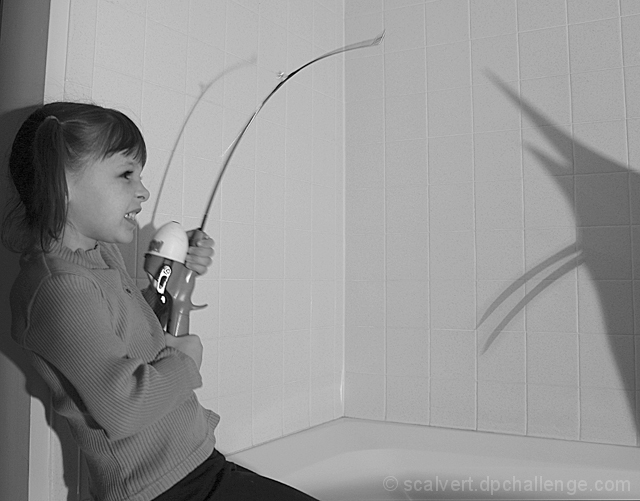 Fishing in the Bathtub