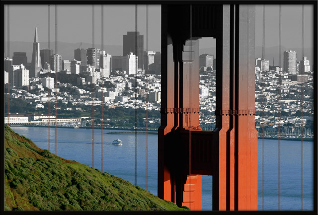 Shades of San Francisco