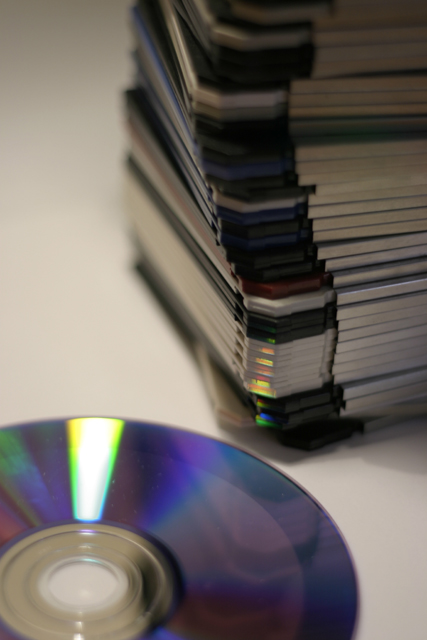 1 DVD = 3300 Floppy Disks