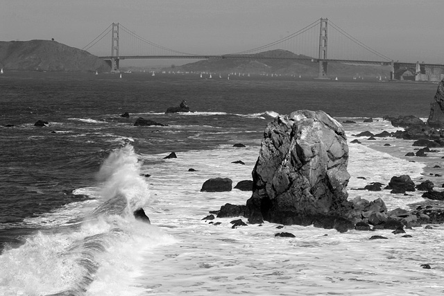 Breakers in the Bay