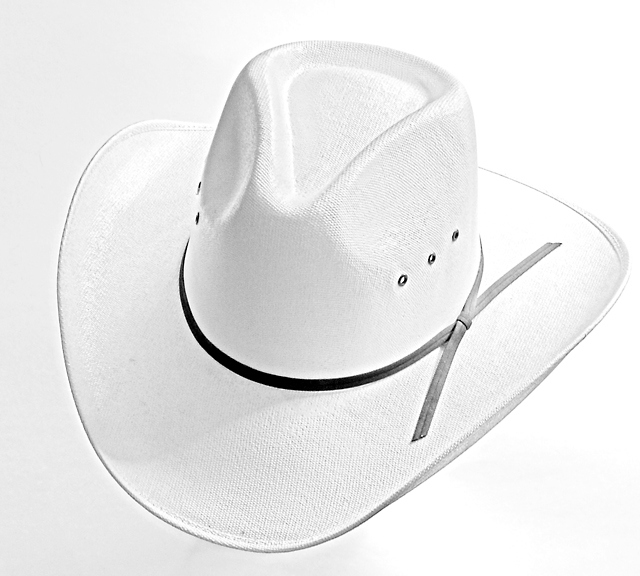 The Cowboy's  New Hat