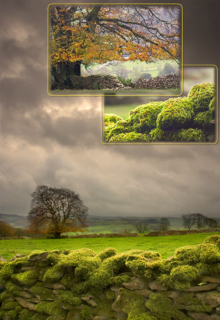Peak District Triptych