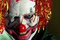 Coulrophobia- Fear of clowns.