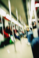 high speed in the shanghai subway