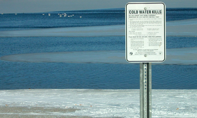 Cold Water Kills