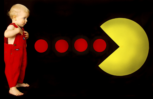 You Want a Piece of Me, Pacman?