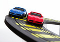 Slot Car Corvettes