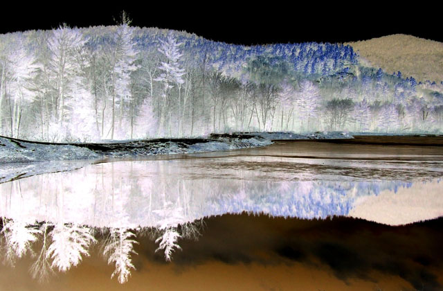 Inverted Mirror Pond