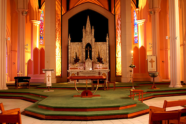 Catholic Cathedral Palmerston North