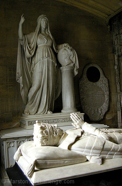 Tomb of the Earl Of Brownlow