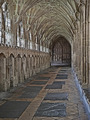 Medieval Cloisters, Gloucester Cathedral