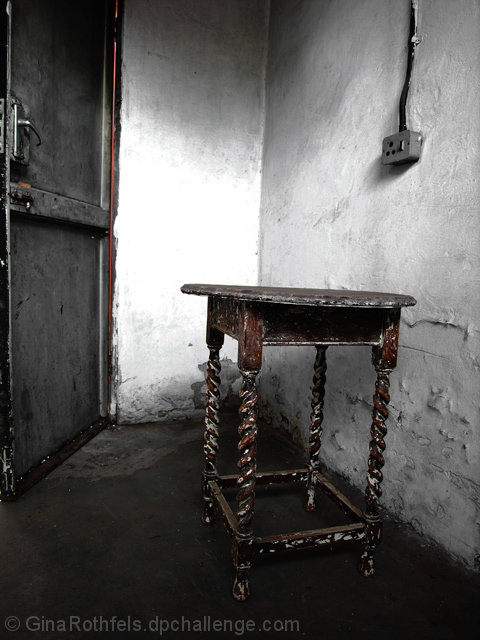 Forgotten table