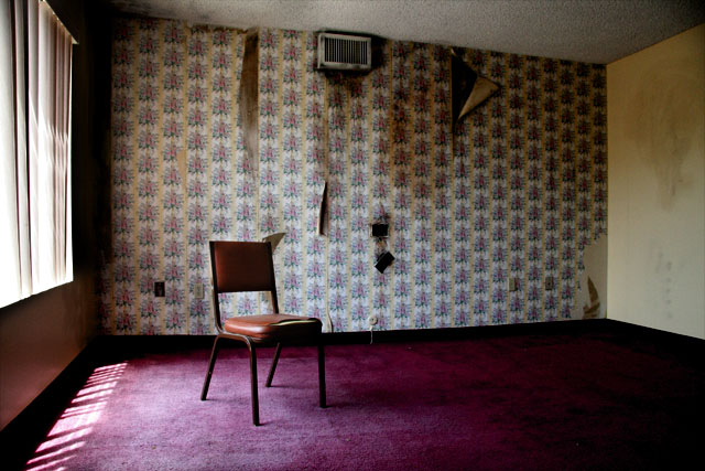 Desolated Room