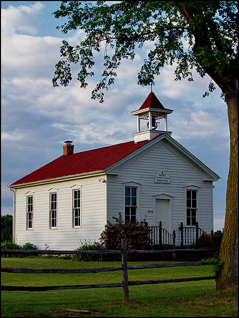 1855 Hart School House