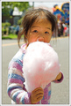 Indulgence is: Cotton candy bigger than your head
