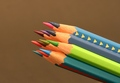 Bunched Pencils