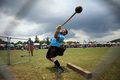 Scottish Hammer Throw