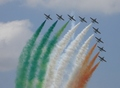 italian show in the air