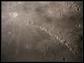 Lunar Appennines and crater Copernicus