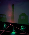 The Pythagorean's laser light show in D.C.? It really sucked.