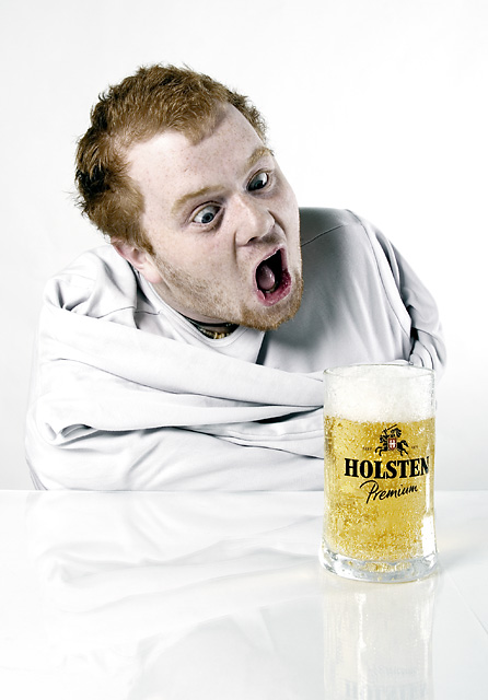Holsten - The taste can drive you crazy