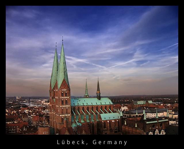 Greetings from Lübeck