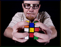 1982 - The first Rubik's Cube World Championships