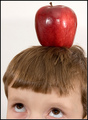 Dad, Why The Apple On My Head?