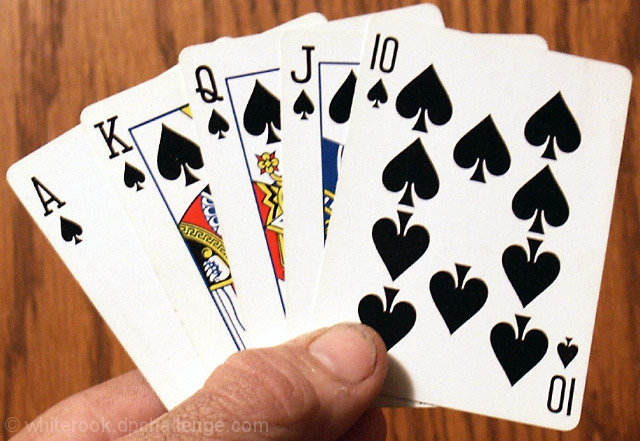 Image result for good poker hand