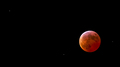 Totality Red (Lunar eclipse 3rd March)
