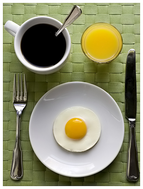 A Well-Rounded Breakfast