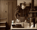 Kitchen Necessities of the 1800's