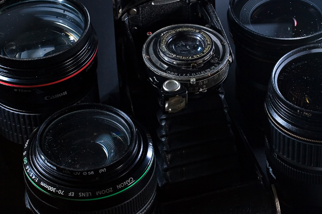 Lens cleaning time (for all?)