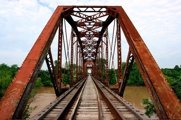 Country RR Bridge