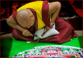 Love, Devotion & Surrender (The sand Mandala)