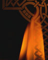 Celtic flame