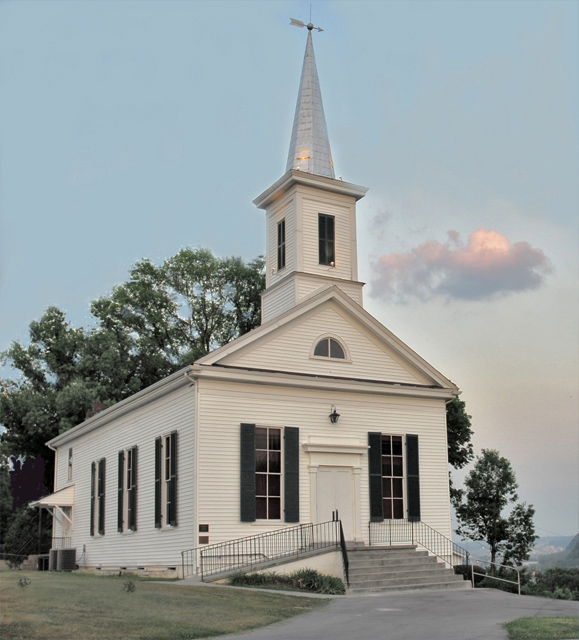 Church on the Mount.