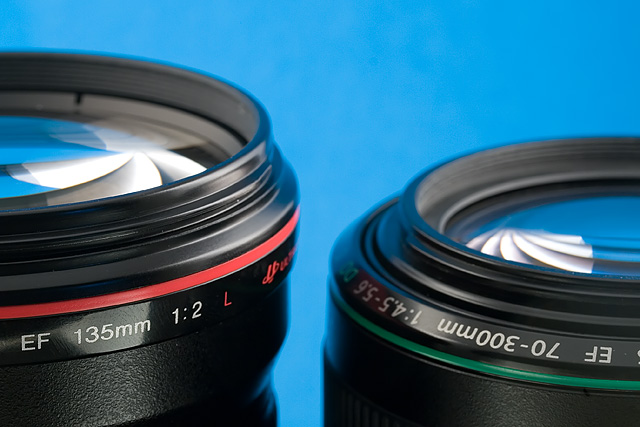 Two lenses, which to choose?