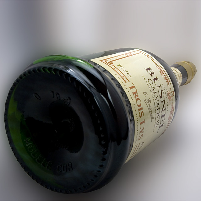 Bottle, starting at the end.