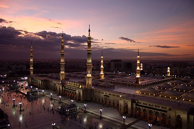 Holy Mosque of Madinah
