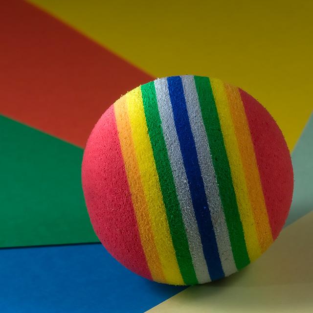Rainbow toy