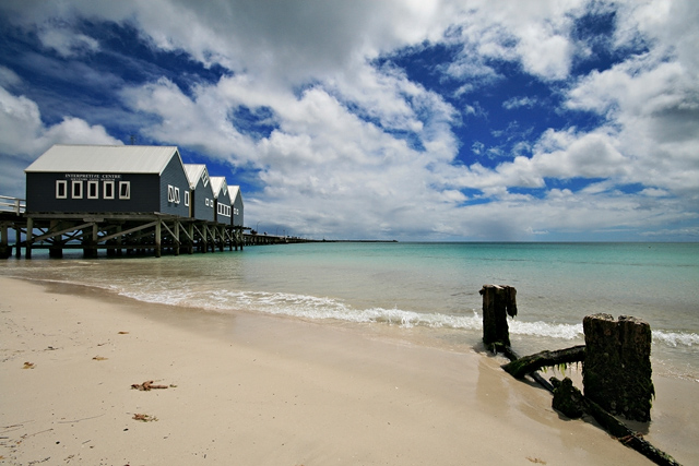 Busselton Jetty - 1841 meters